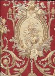 Bali Wallpaper BL1007-5 By Ascot Wallpaper For Colemans